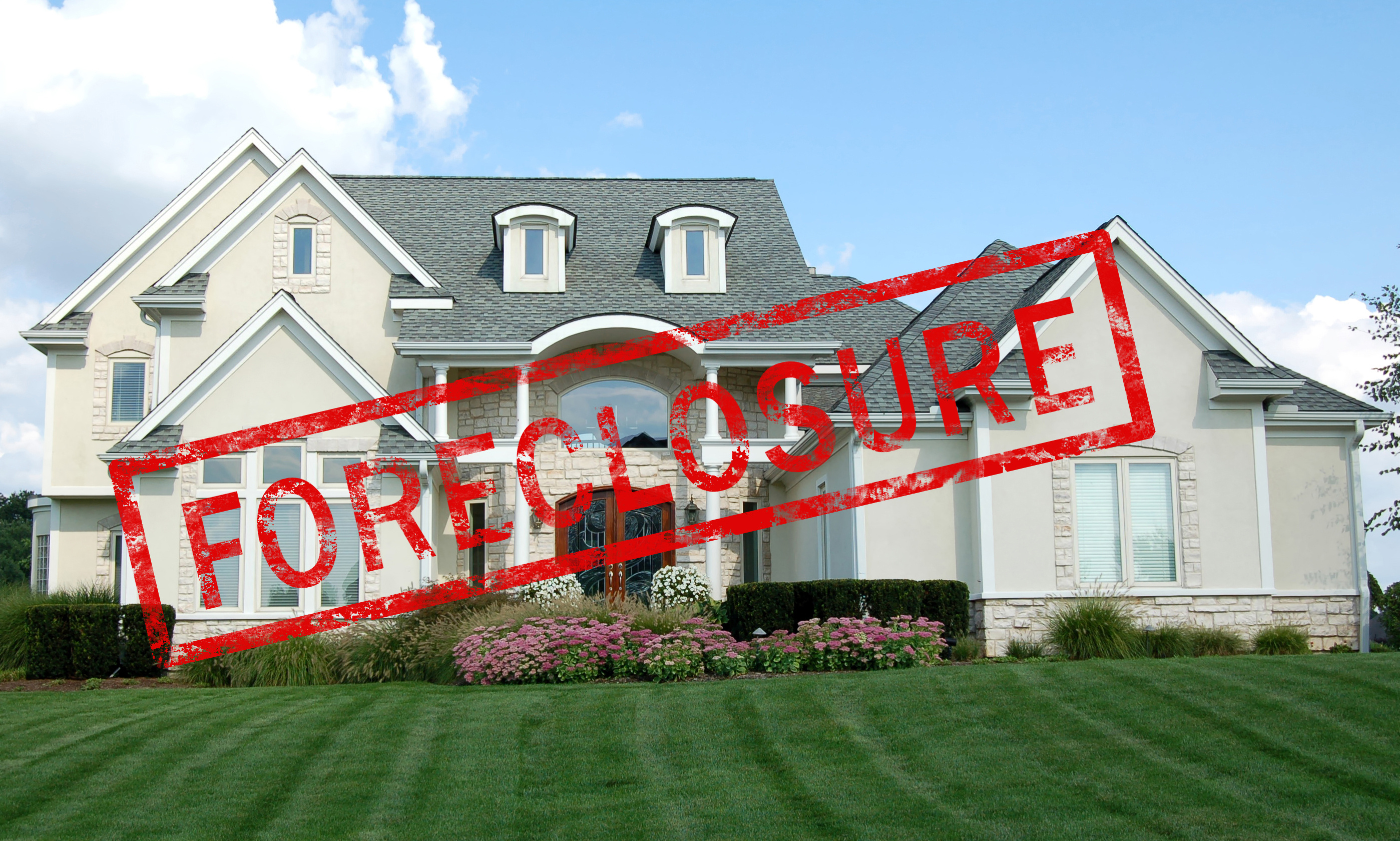 Call Crest Appraisal Services when you need valuations of King foreclosures